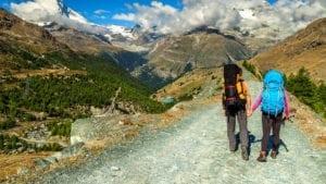 Der Majestätische -  entlang der Matterhornnordwand