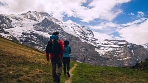 Der Brutale - Steil und allein Natur pur im Wilden Westen von Zermatt